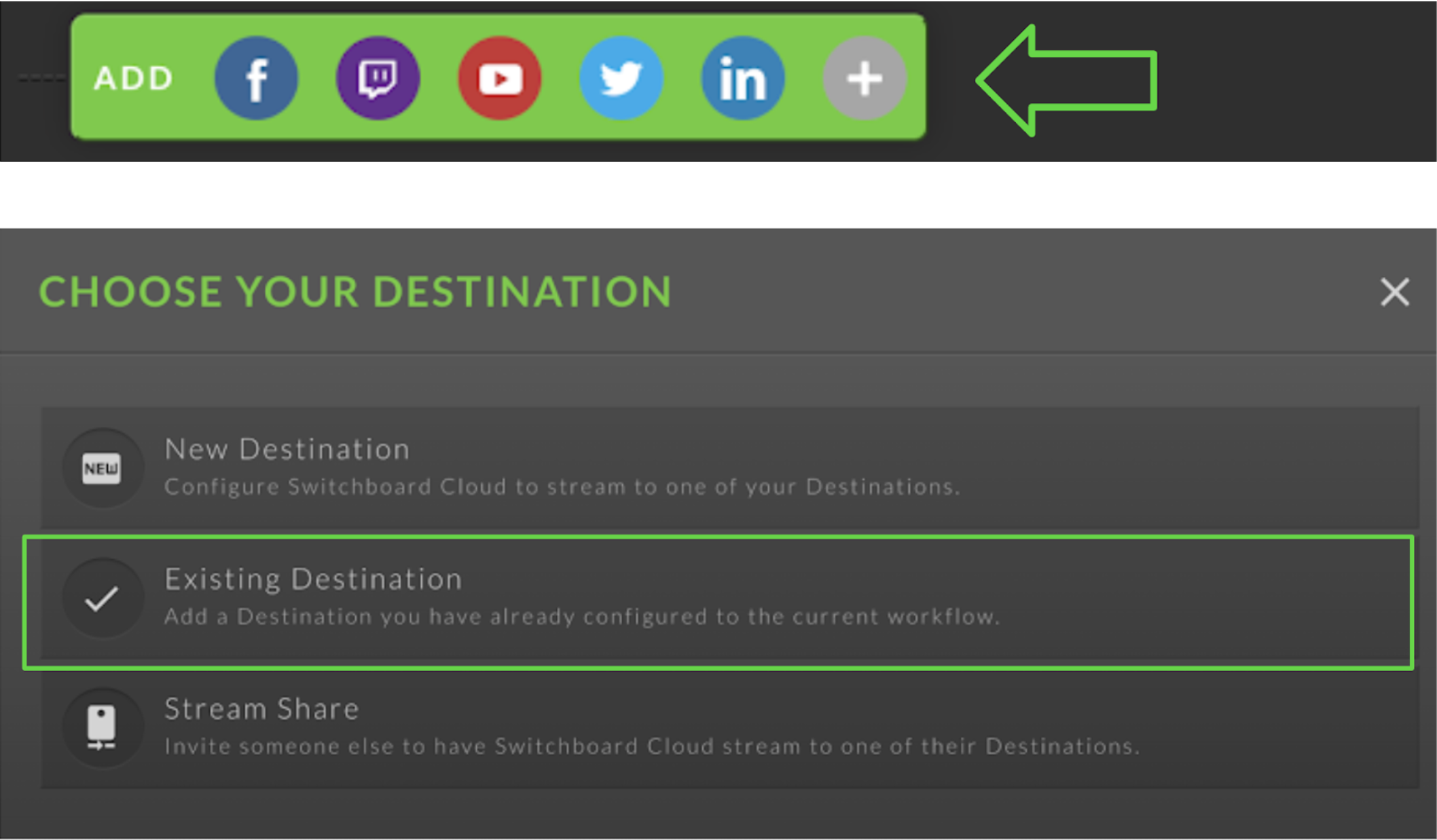 add-existing-destination.png